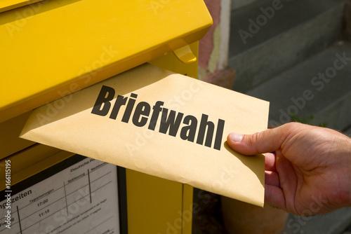 Photo Briefwahl