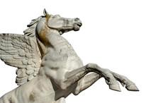 Pegasus Statue, In The Boboli ...