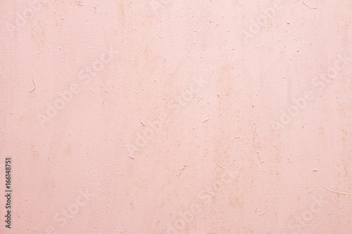 Fotografía  Beige runge painted wall texture background