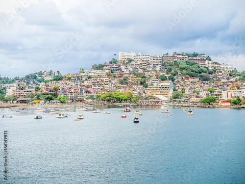 Fotografie, Obraz  Acapulco Bay, Mexico