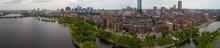 Aerial Panorama Beacon Hill Bo...