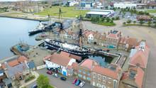 Hartlepool Marina HMS Trincomalee