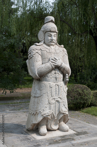 Foto op Aluminium Beijing Imperial Tombs of the Ming and Qing Dynasties
