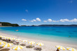 沖縄 座間味の砂浜