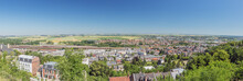 Panoramic View Of The Lower Ci...