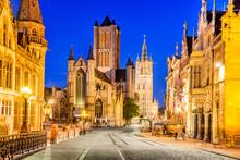 Gent Ghent Belgium Flanders