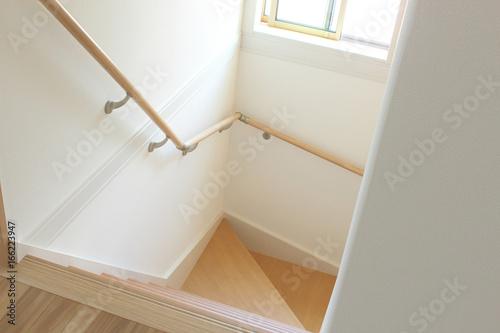 Canvastavla 新築の階段