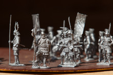 Tin Soldiers. A Toy Soldier Ma...