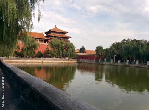 Photographie Forbidden City Beijing
