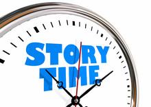 Story Time Storytelling Narrat...