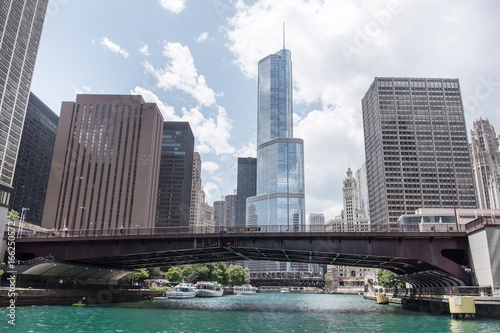 Plakat Rzeka Chicago