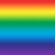 canvas print picture - Vibrant rainbow colored background
