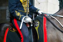 LONDON - JULY 30 : Kings Troop...