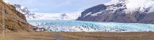 Valokuva  Skaftafell Glacier