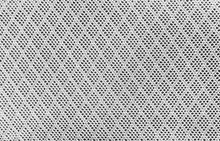 Grey Color Mesh Fabric Textile...