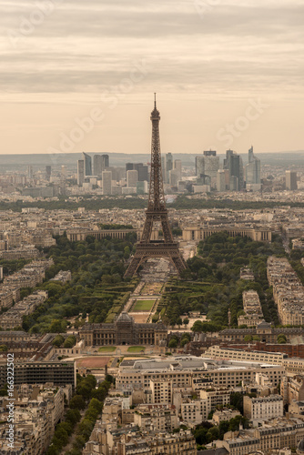 Staande foto Parijs Panorama di Parigi
