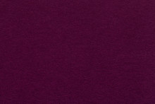 Texture Of Old Dark Purple Paper Closeup. Structure Of A Dense Cardboard. The Magenta Background.