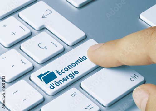 Fotografía  Économie d'énergie