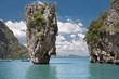 James Bond Island in Phang Nga Bay, Thailand.