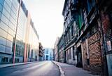 Fototapeta Londyn - nowe i stare