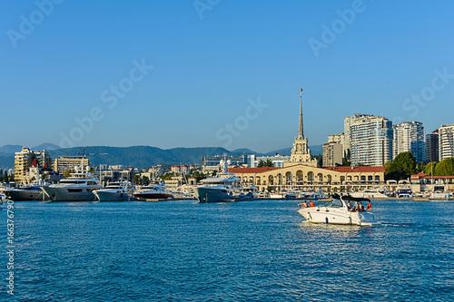 Poster Turquie Sochi Grand Marina