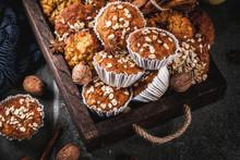 Autumn Winter Pastries. Vegan ...
