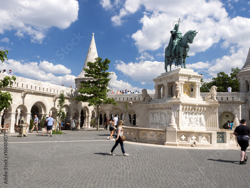 Fotografie, Obraz  BUDAPEST, HUNGARY, JUNE 11