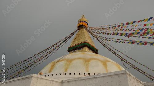 Staande foto Nepal Stupa, Kathmandu