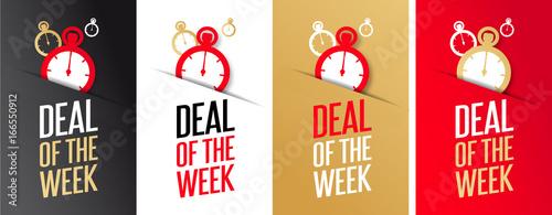 Obraz Deal of the week - fototapety do salonu
