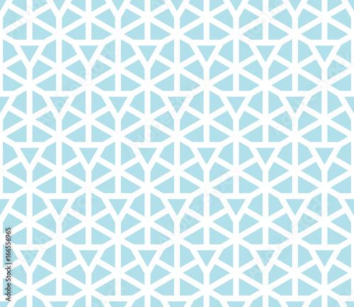 Zdjęcie XXL geometryczny wzór