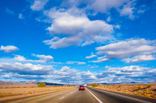 Interstate 15 Highway From Cal...