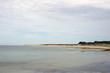Laesoe island coastline