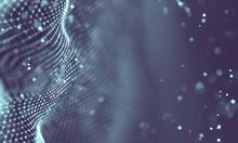 Data Technology Abstract Futur...
