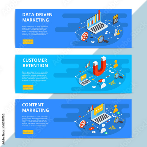 Ecommerce Marketing Banners Pizza Banners