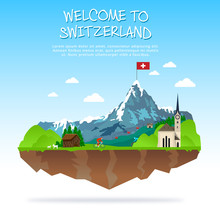 Welcome To Switzerland Poster ...