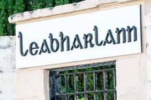 """""""Leabharlann"""", Irish Gaelic Fo..."""