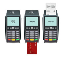 Vector Payment Machine And Cre...