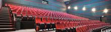 Cinema Empty. Mock Up