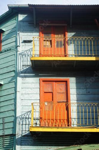 Keuken foto achterwand Buenos Aires La Boca