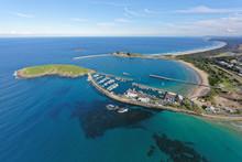 Coffs Harbour Marina Looking S...