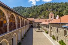 Kykkos Monastery, One Of The W...