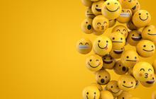 Emoji Emoticon Character Backg...