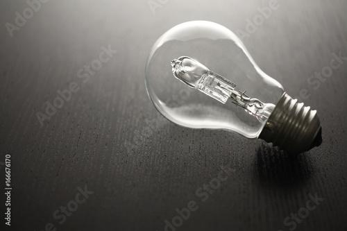 Obraz Lightbulb - fototapety do salonu