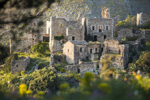 The Ancient Towers Of Vathia A...