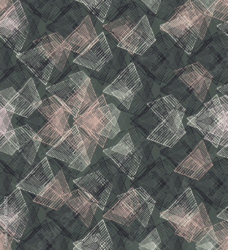 hatched-trapezoids-diagonal-crossing-on-gray