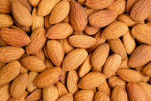 Whole Organic Almond Nuts From...
