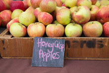 Honey Crisp Apples