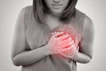 The Women Has Heart Disease An...