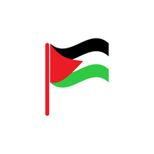 Flag Of Palestine Gaza Strip Flag Themes Idea Design
