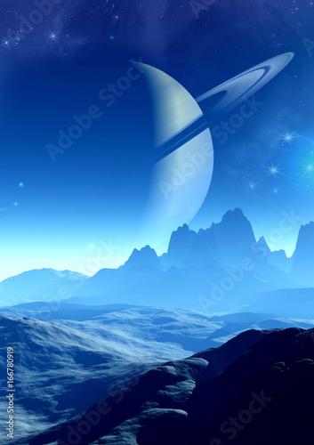 obca-planeta-3d-ilustracja